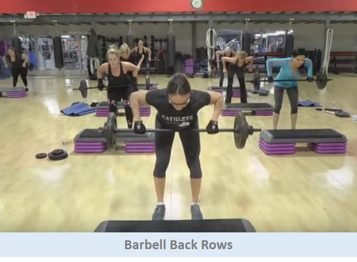 Barbell Back Rows