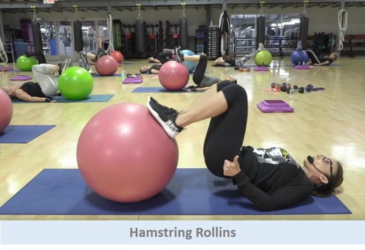 Hamstring Rollins