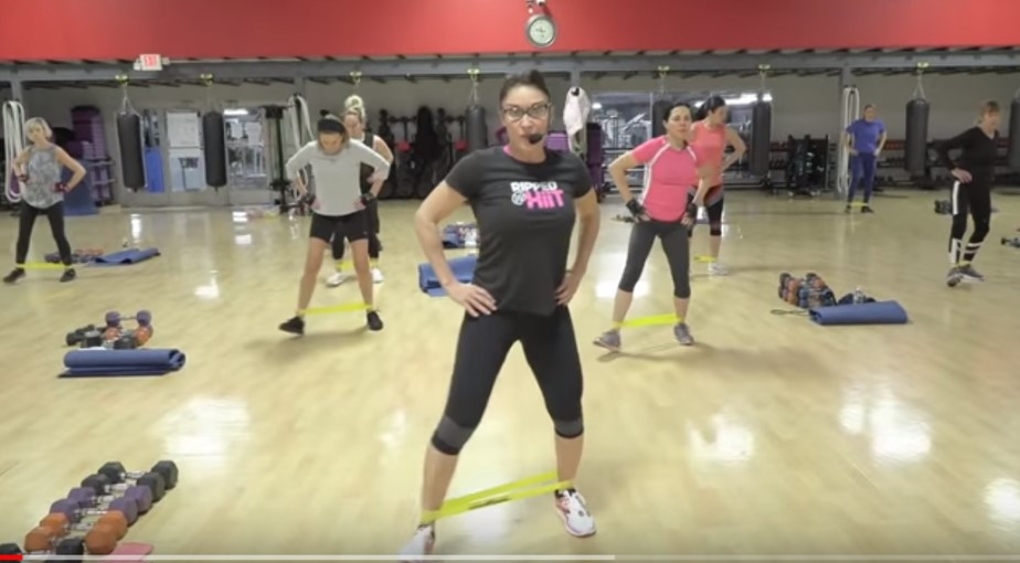 Cathe Live: You Bet Your Bootcamp by Fitness My Style
