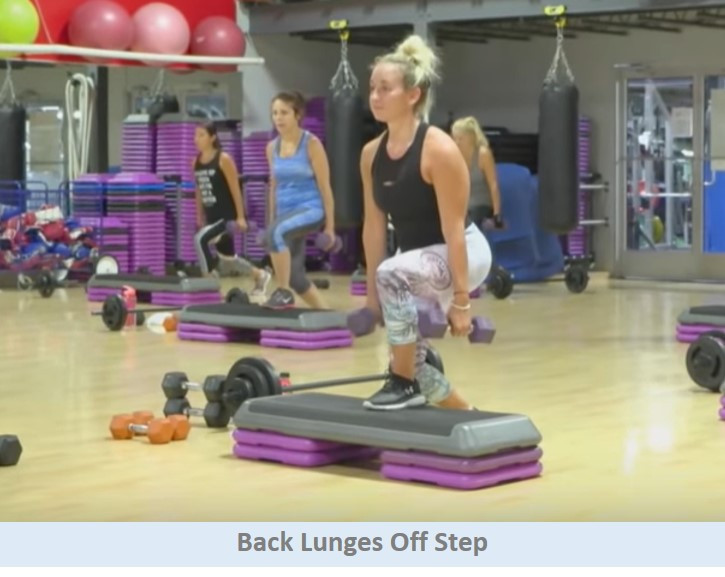 Back lunges