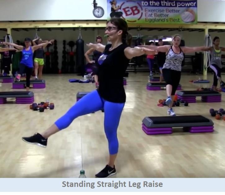 Straight leg raises