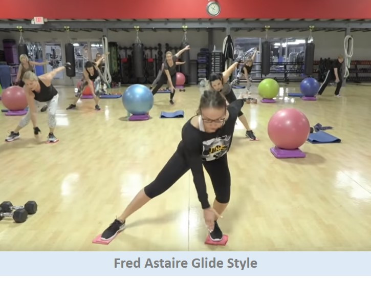 Fred Astaire Glide Style