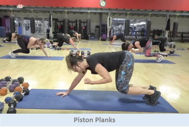 Piston Planks