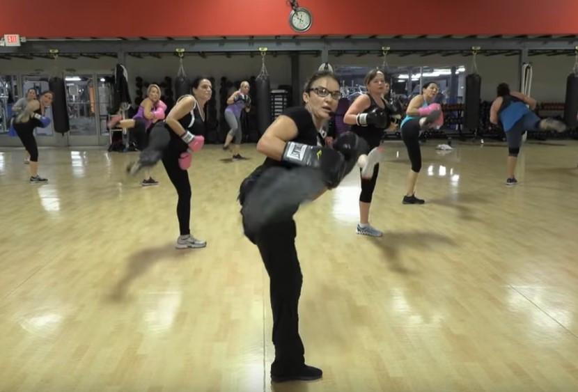 Cathe Live: Jabs & Kicks