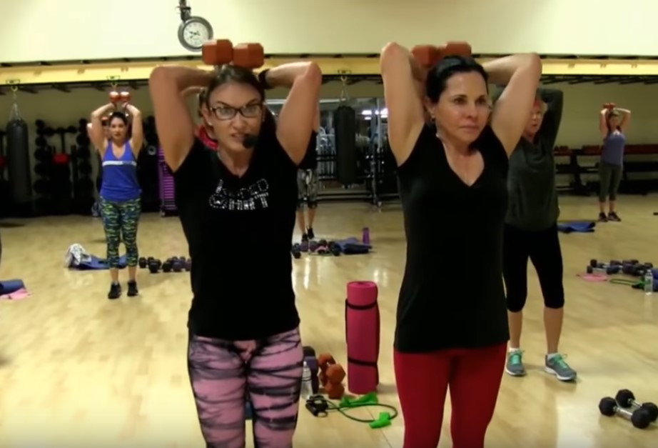 Cathe Live: Rock Body Bootcamp