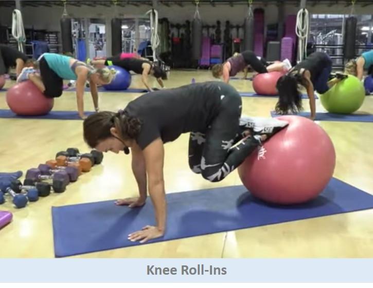 Knee Rollins
