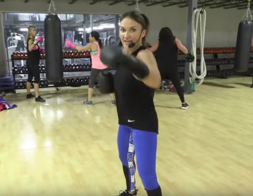 Cathe Live: Love Me Some Kickboxing