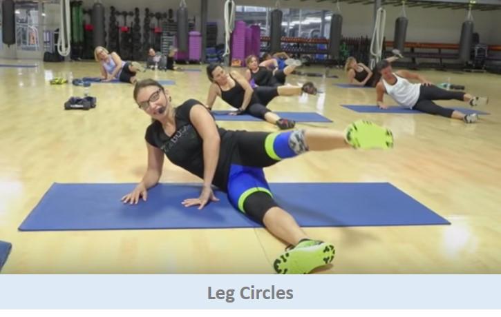 Leg Circles