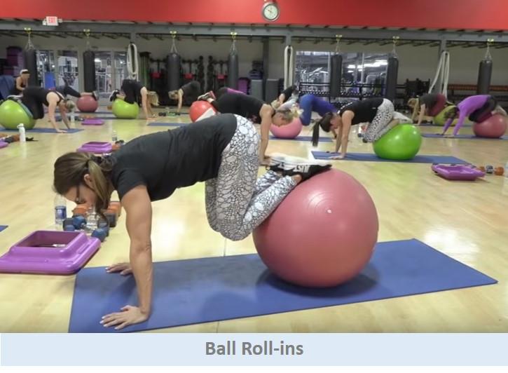 Ball Roll-ins