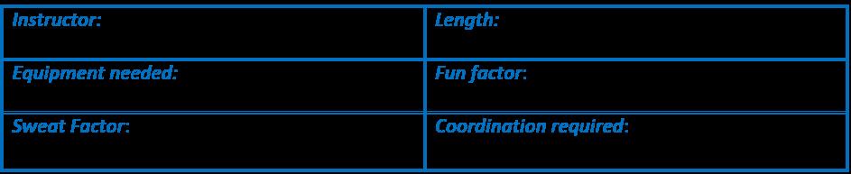 Instructor - Cathe Friedrich, Length 47mins, Equipment - Mat (weighted gloves optional), Fun Factor 4/5, Sweat Factor 3/5, Coordination 2/5