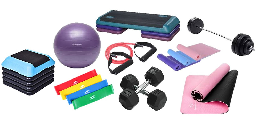 Equipment needed for Cathe's LITE series