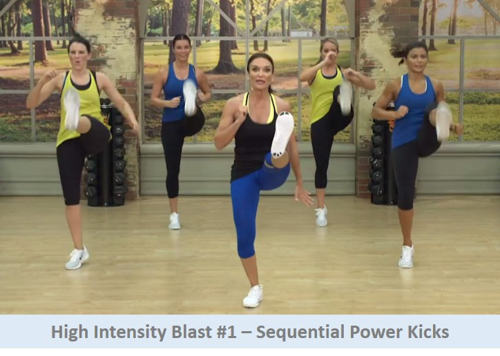 High Intensity Blast #1