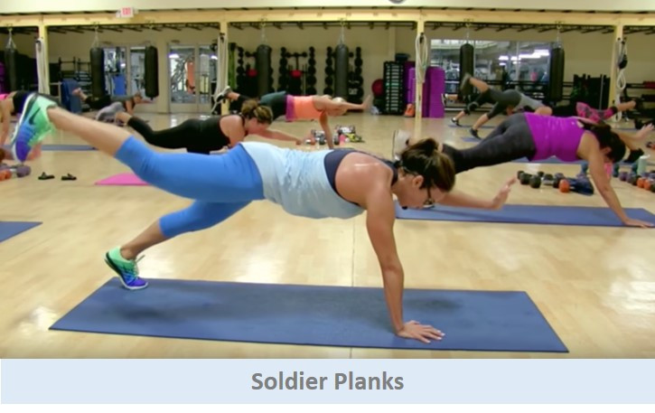 Soldier Planks