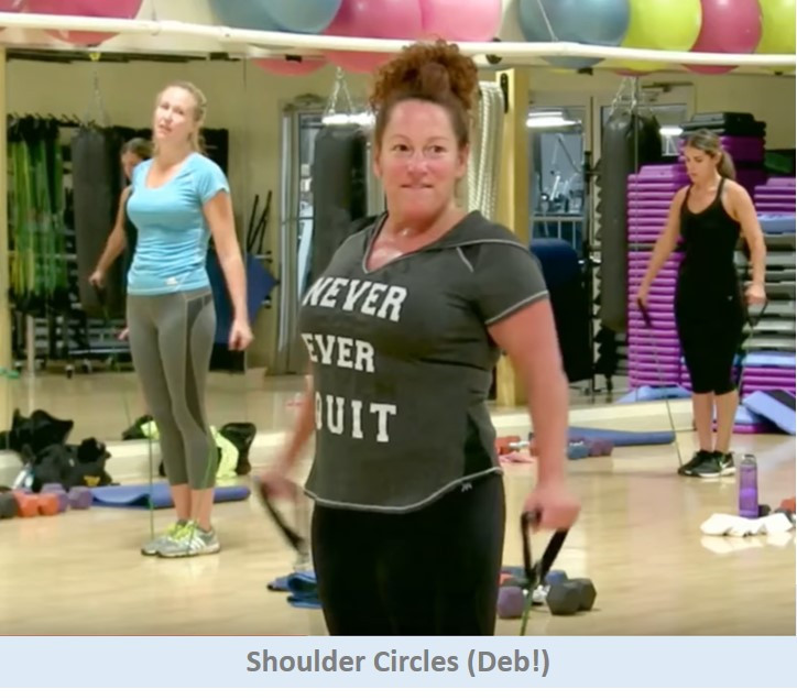 Shoulder circles