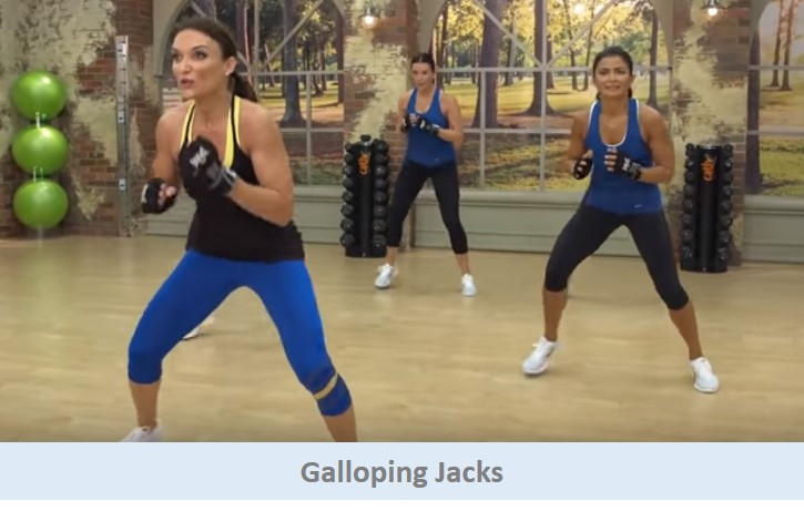 Galloping jacks