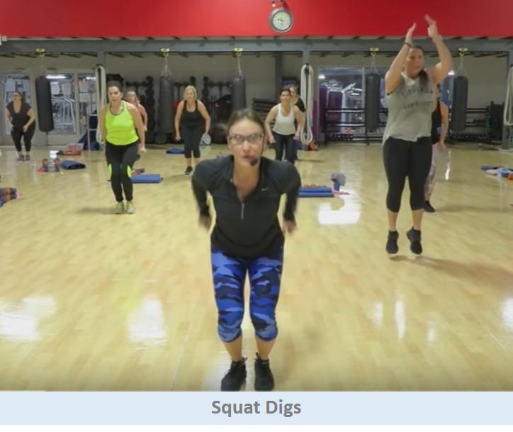 Squat Digs