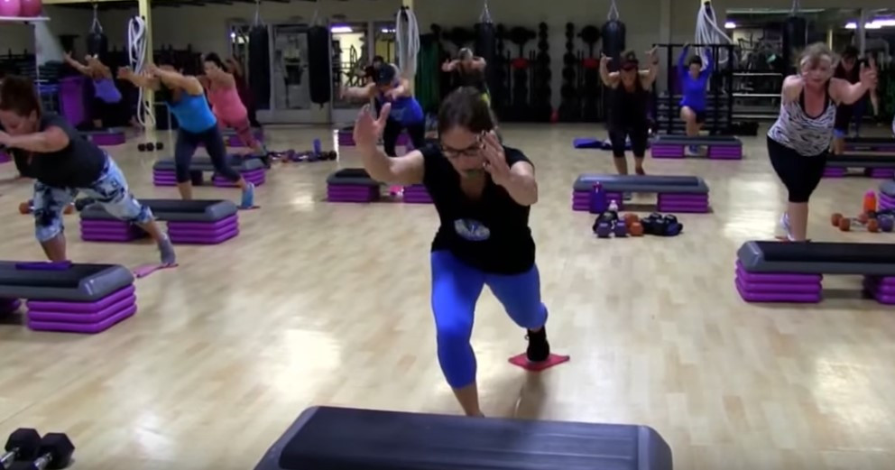 Cathe Live: Totally Toned Legs