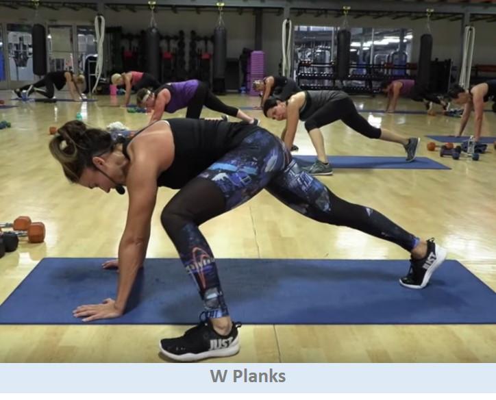 W Plank