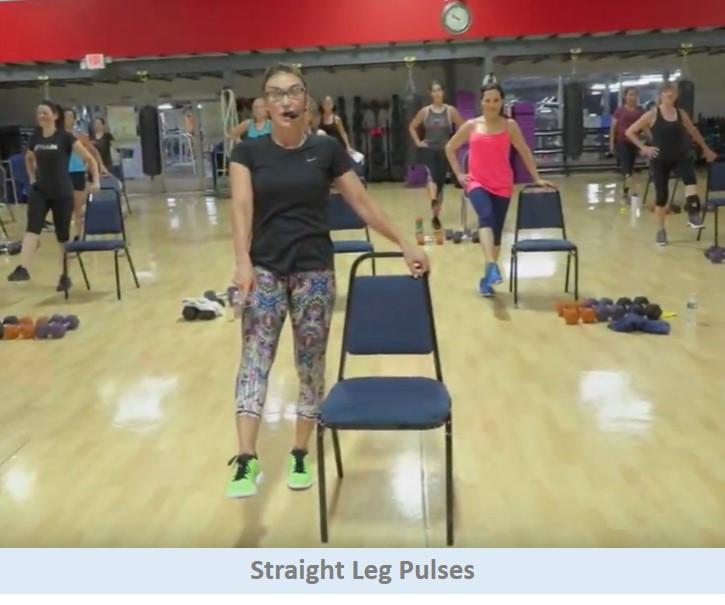 Straight Leg Pulses