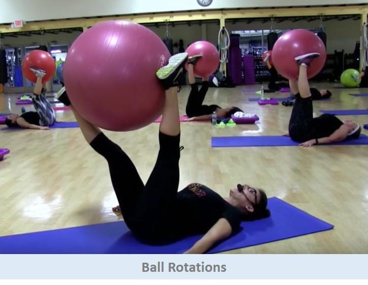 Ball Rotations
