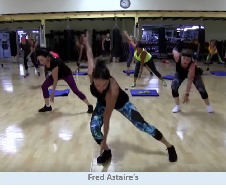 Fred Astaire's