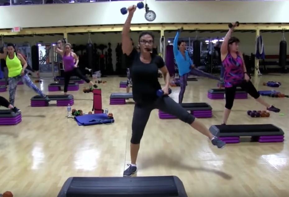 Cathe Live: Athletic Training Live
