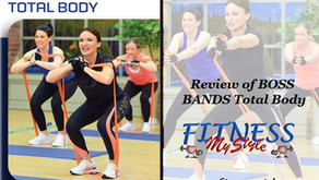 Cathe's Boss Bands & Loops Review – Boss Bands: Total Body