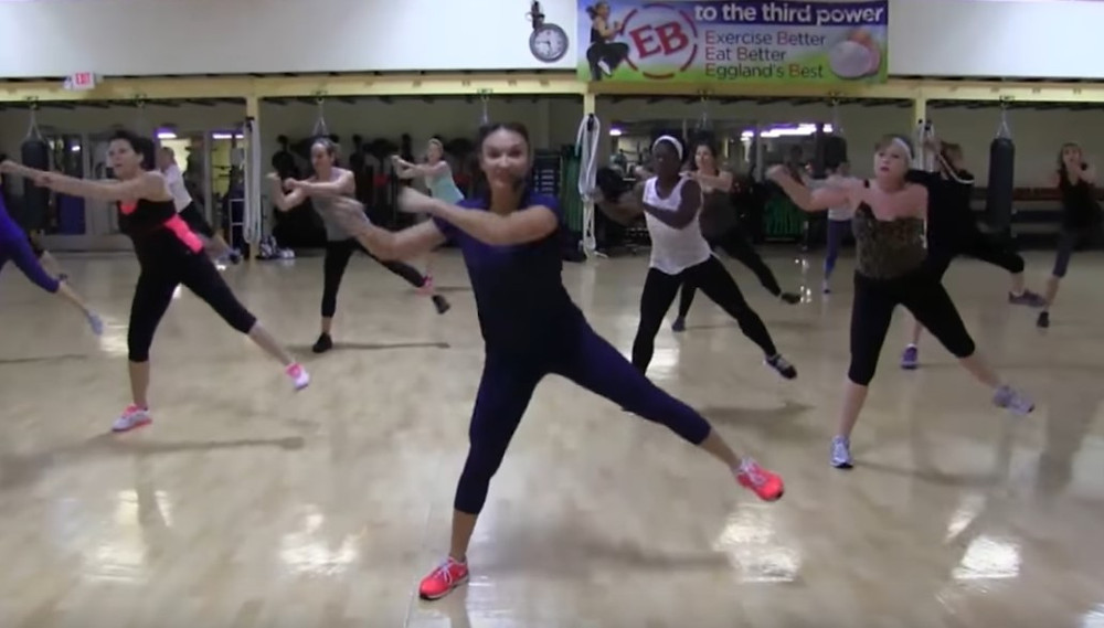 Cathe Live: Solid Cardio Plus Hiit