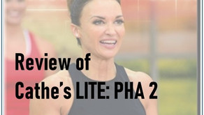 Review of Cathe's LITE: PHA 2