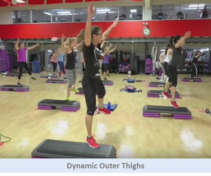 Dynamic Outer Thighs