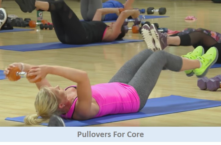 Pullovers for core