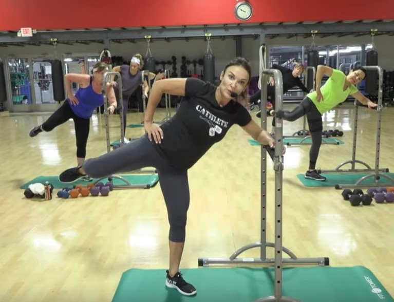 Cathe Live: FT Bootcamp Workout