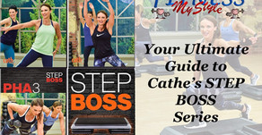 Your Ultimate Guide to Cathe's New STEP BOSS Series