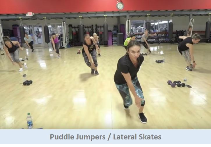 Lateral Skates