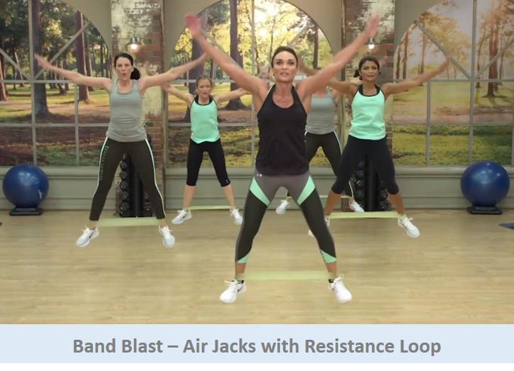 Band Blast - Air Jacks