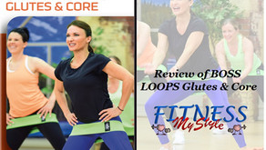 Cathe's Boss Bands & Loops Review – Boss Loops: Glutes & Core