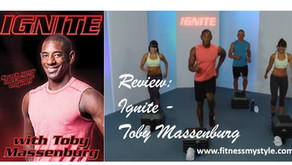 Toby Massenburg's Ignite – A 30 Minute Calorie Scorching Workout!