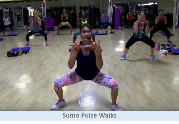 Sumo Pulse Walks