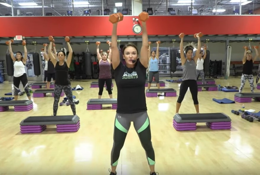 Cathe Live: Metabolic Bootcamp