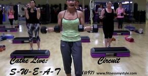 Cathe Live Review: Circuit S-W-E-A-T (#97)