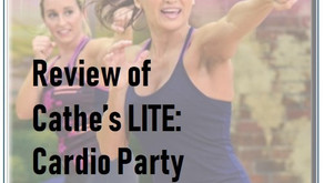 Review Cathe's LITE: Cardio Party