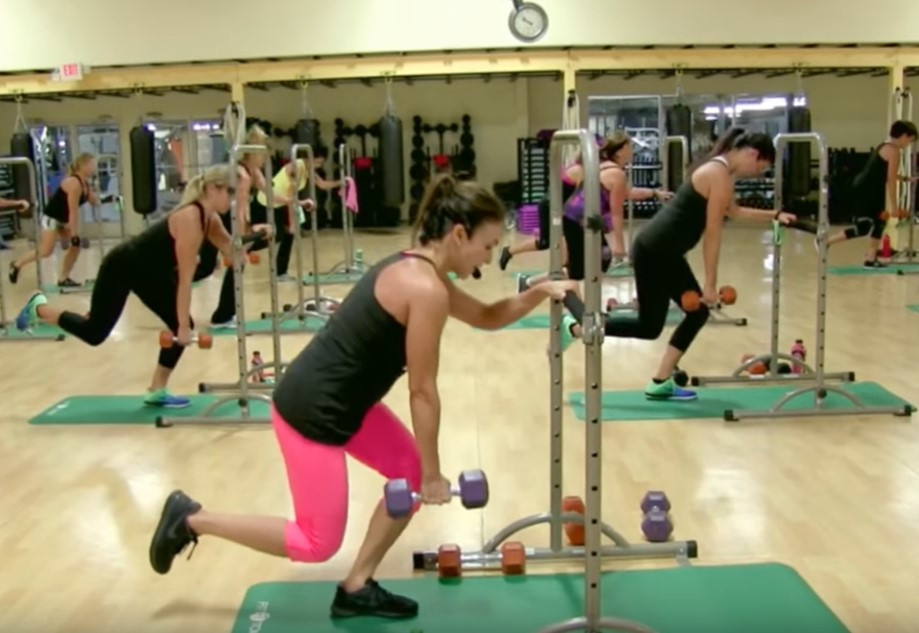 Cathe Live: Fit Tower - Cardio Legs