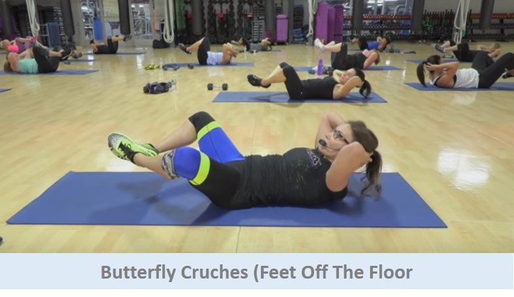 Butterfly Crunches