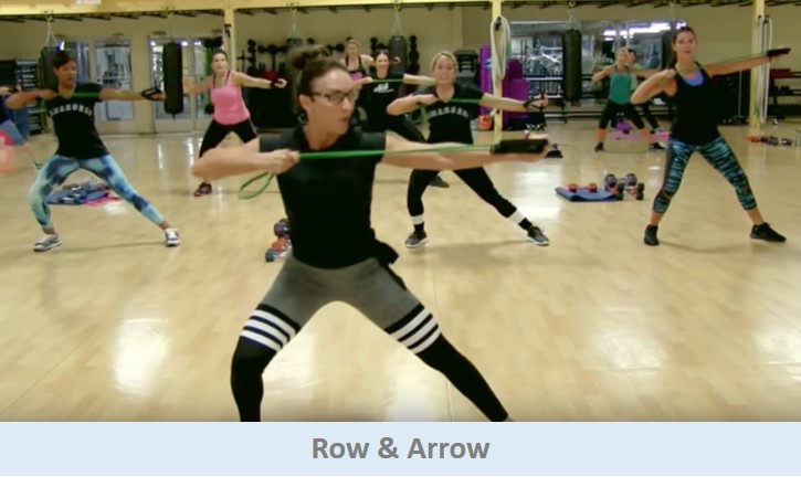 Row & Arrow