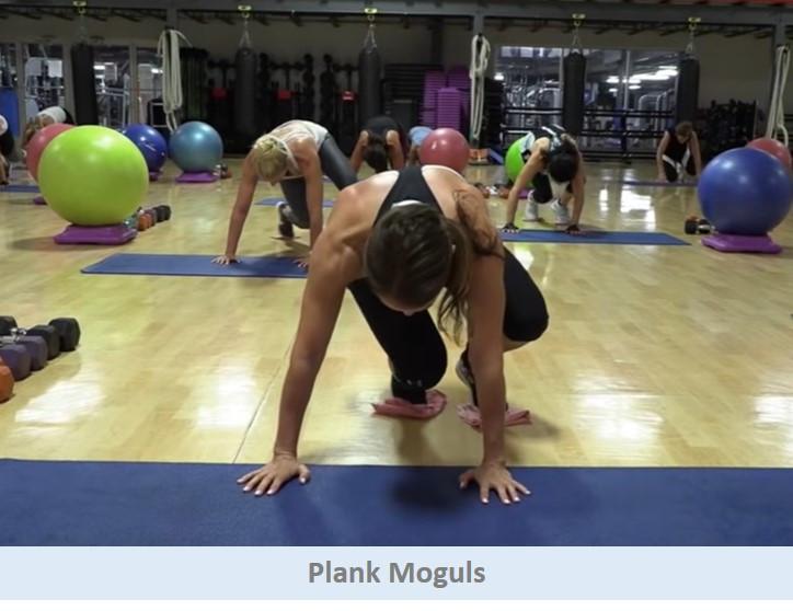 Plank Moguls