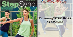 Cathe's STEP BOSS Review: STEP Sync