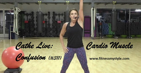 Cathe Live Review: Cardio Muscle Confusion (#311)