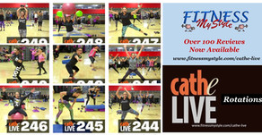 Cathe Live Rotation #1 - Metabolic, Total Body & Cardio Focus