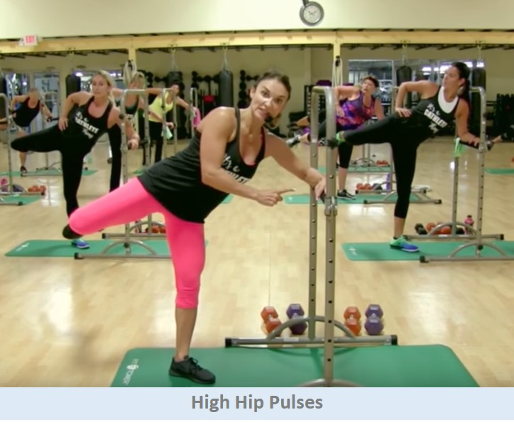 High Hip Pulses