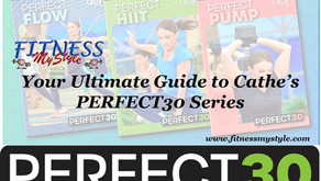 Your Ultimate Guide to Cathe's New Perfect30 Series